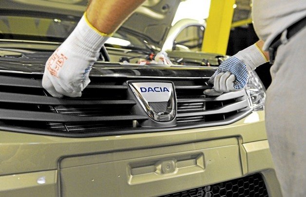 Dacia emblem