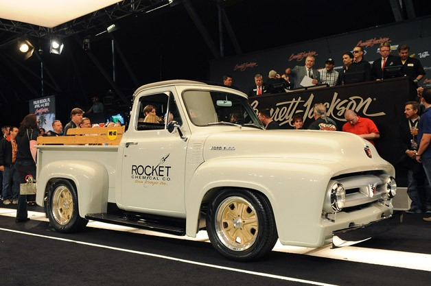 Chip Foose custom 1953 Ford F-100