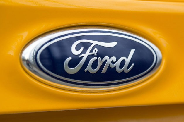 Ford Emblem