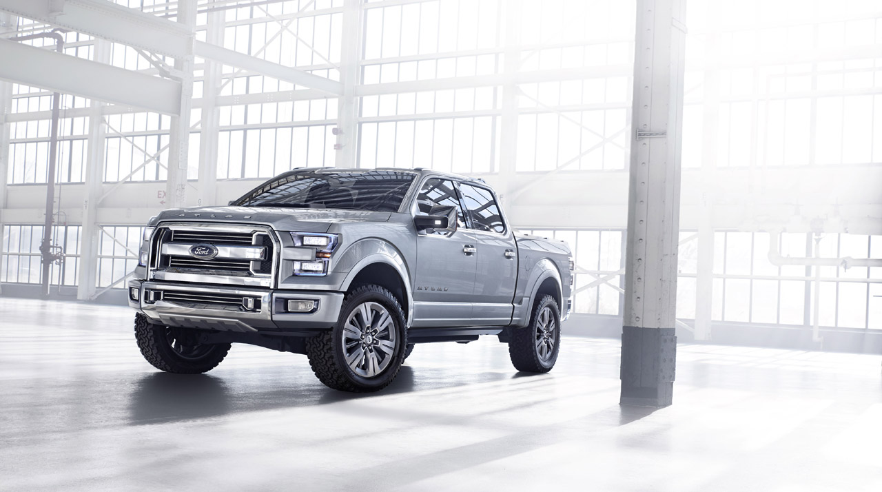 Next ford f 150 delayed for aluminum body panel issues for Atlas car aluminium