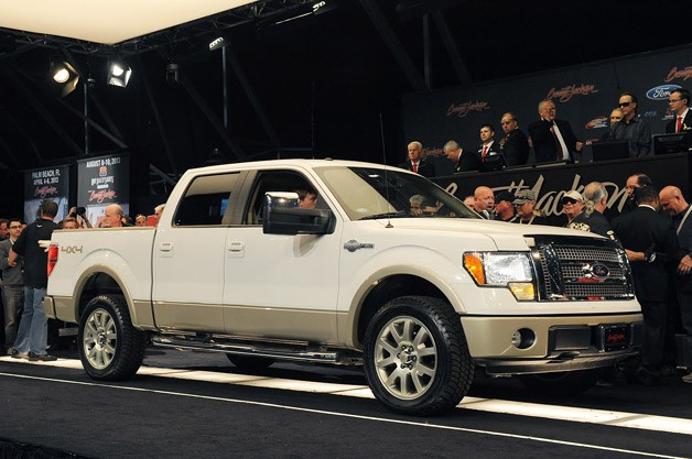 George W. Bush's 2009 Ford F-150