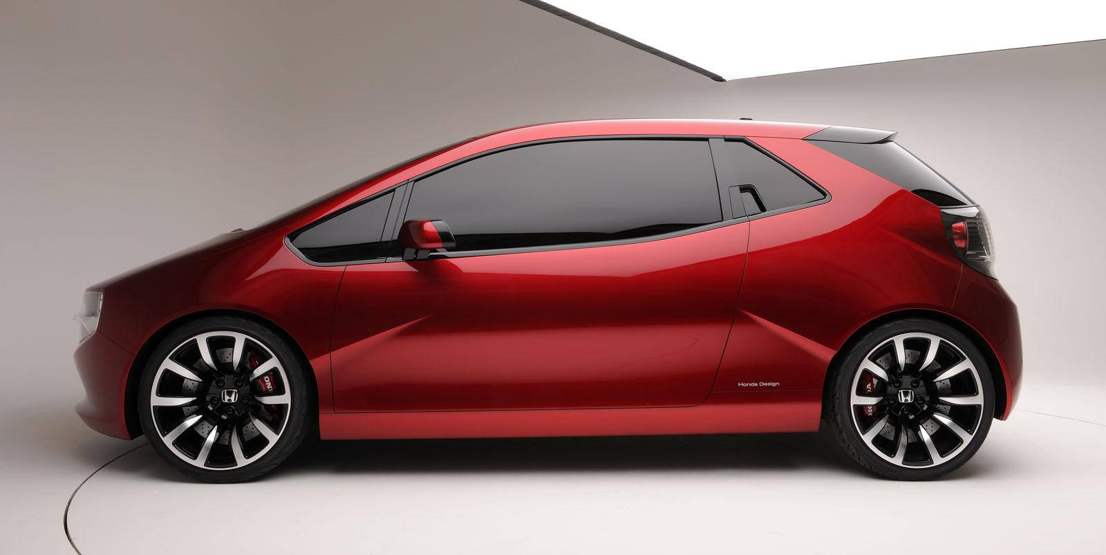 Car Dealers Montreal >> Honda surprises with Gear concept in Montreal - Autoblog
