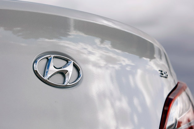 Hyundai Emblem