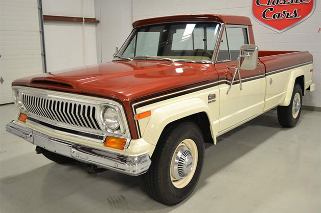eBay Find of the Day     1977       Jeep    J20 time capsule     Jeep   CJ Forums