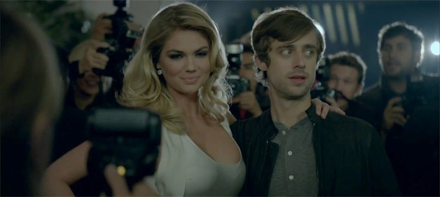 Kate Upton Mercedes-Benz Super Bowl Commerical