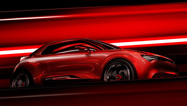 Kia teaser for 2013 Geneva Motor Show - Nissan Juke rival?