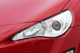 2013 Scion FR-S headlight