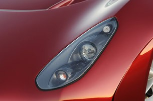 2013 Perana Z-One headlight