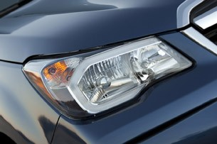 2014 Subaru Forester XT headlight