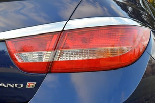 2013 Buick Verano Turbo taillight