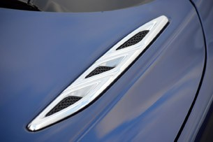 2013 Buick Verano Turbo hood vent