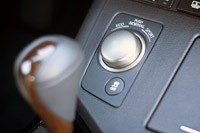 2013 Lexus ES 350 drive mode controls
