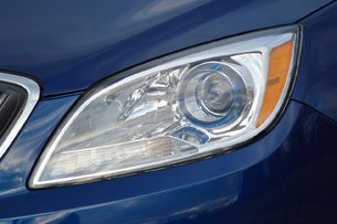 2013 Buick Verano Turbo headlight