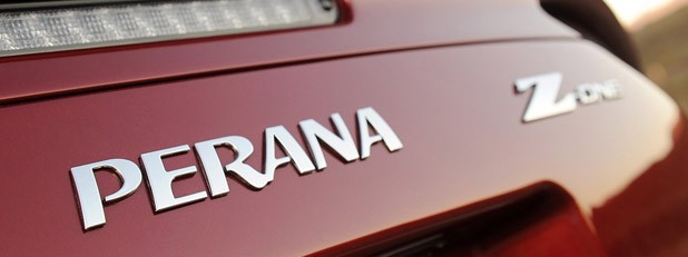 2013 Perana Z-One badge