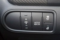 2014 Kia Forte dash controls