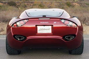 2013 Perana Z-One rear view