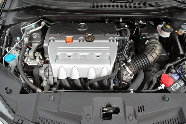 2013 Acura ILX engine