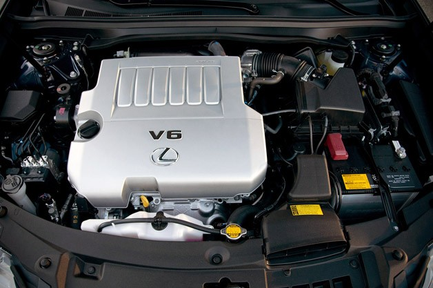 2013 Lexus ES 350 engine