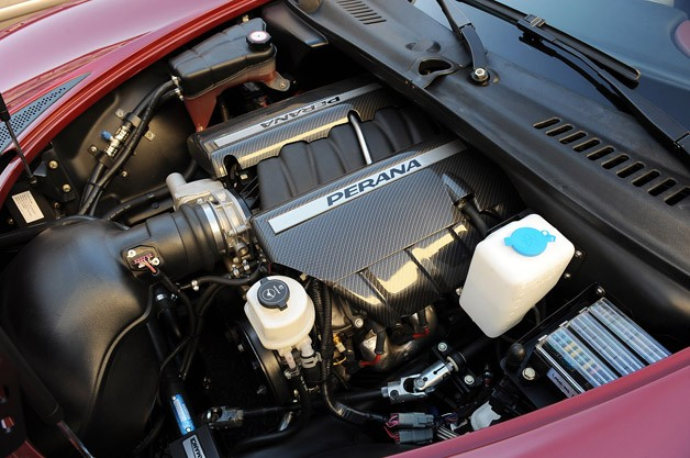 2013 Perana Z-One engine