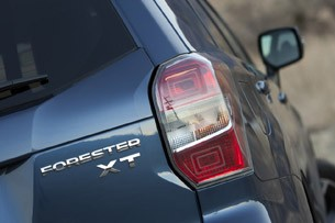 2014 Subaru Forester XT taillight
