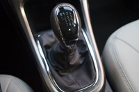 2013 Buick Verano Turbo shifter