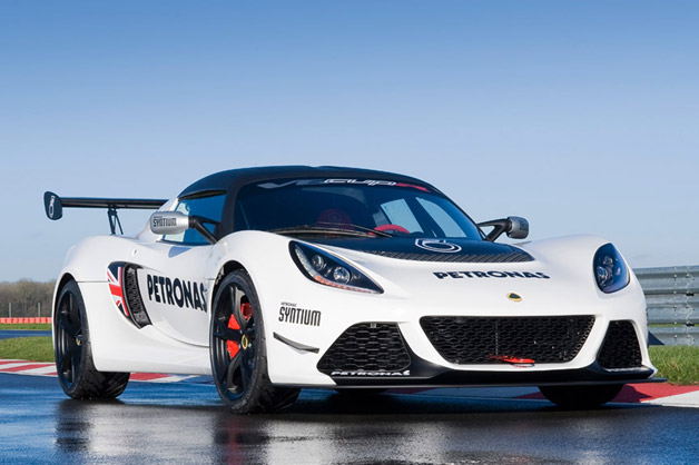 Lotus Exige V6 Cup R