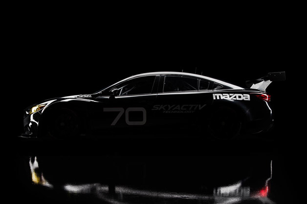 2014 Mazda5 Daytona 24 Race Car Teaser
