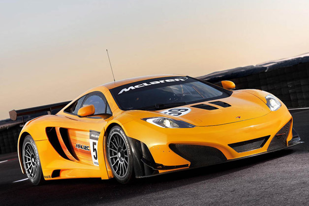 McLaren 12C GT3