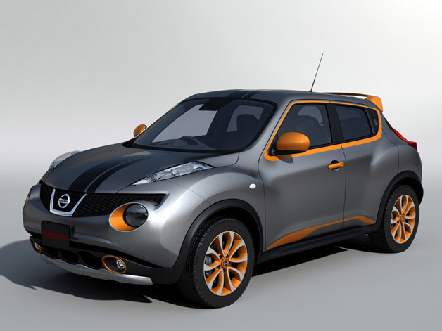 Nissan Juke Personalization Concept