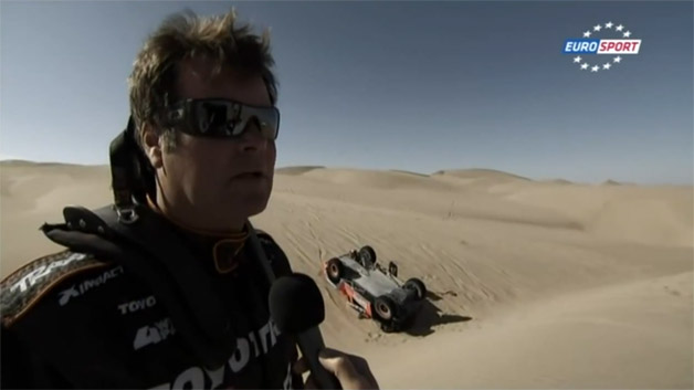 Robby Gordon Dakar 2013