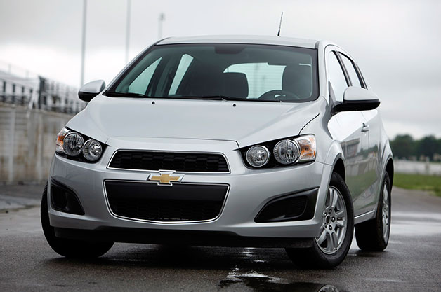GM recalling nearly 4,000 vehicles over airbag concerns