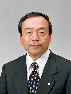 Takeshi Uchiyamada, Toyota executive - headshot