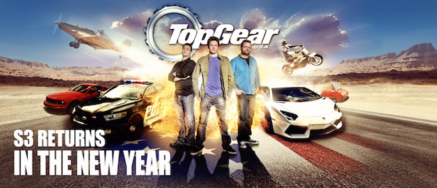 Top Gear USA Season 3