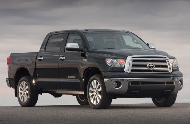2014 Toyota Tundra to debut at Chicago Auto Show