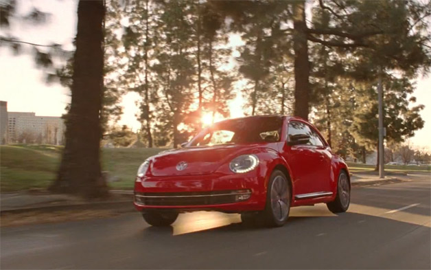 Volkswagen Super Bowl Commercial