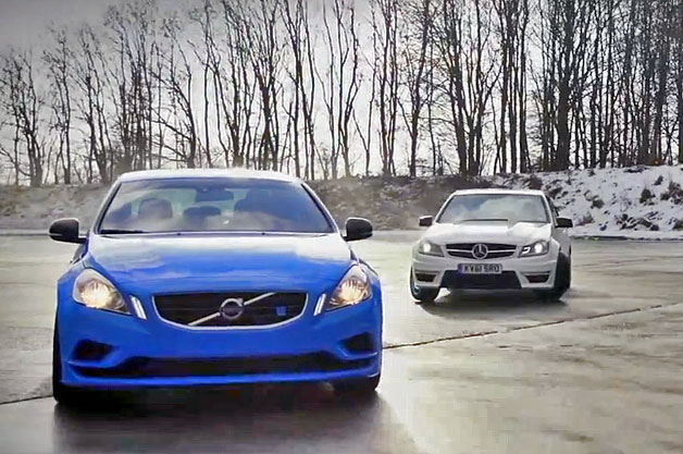 Volvo S60 Polestar Concept on Drive