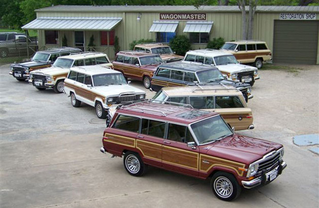 Jeep team takes a field trip to Wagonmaster researching next