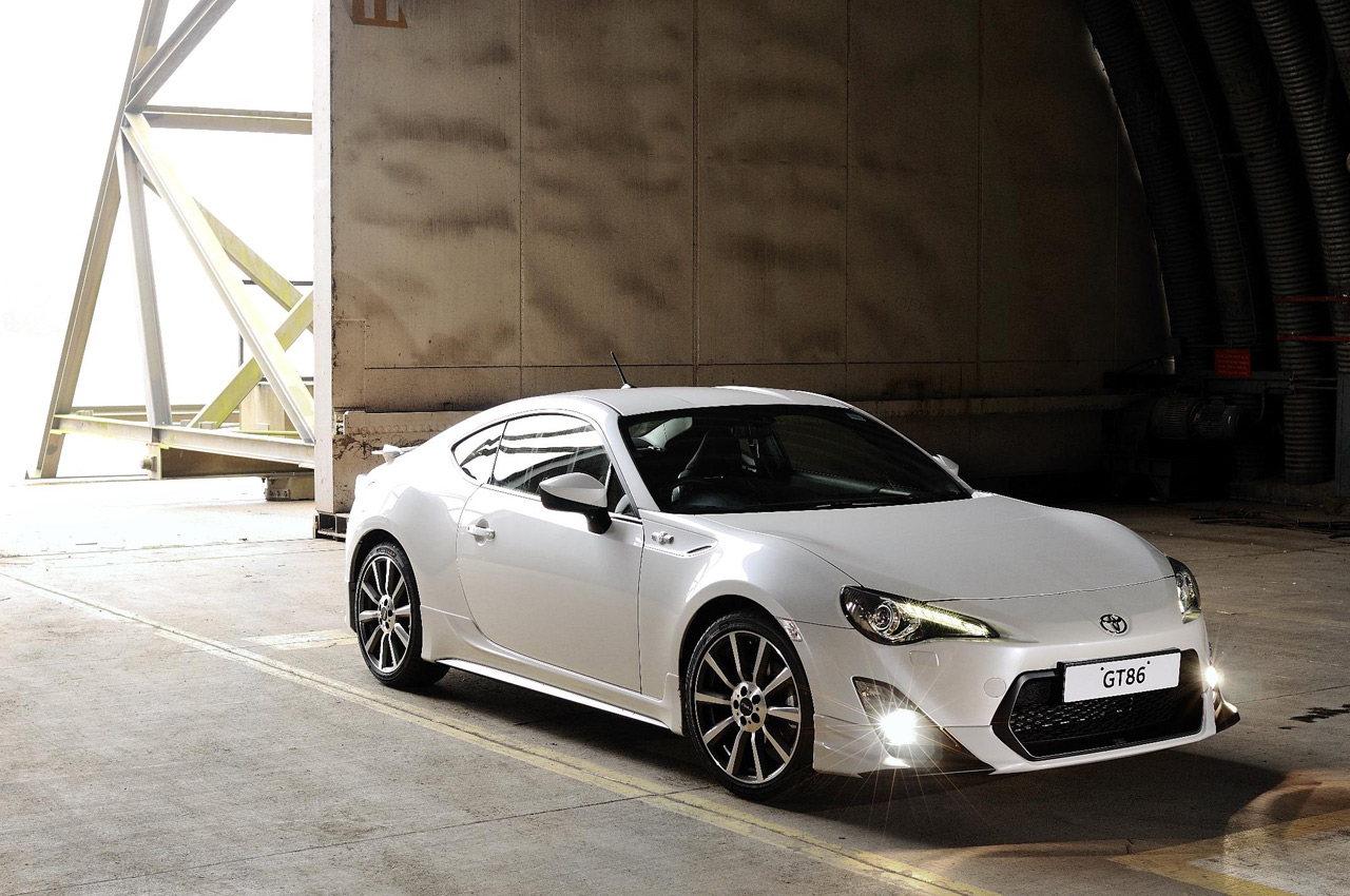 Toyota GT86 gets TRD treatment in UK - Autoblog