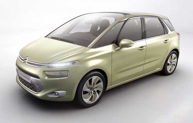 Citroën set to dance in to Geneva with Technospace concept