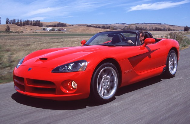 2003 Dodge Viper SRT10