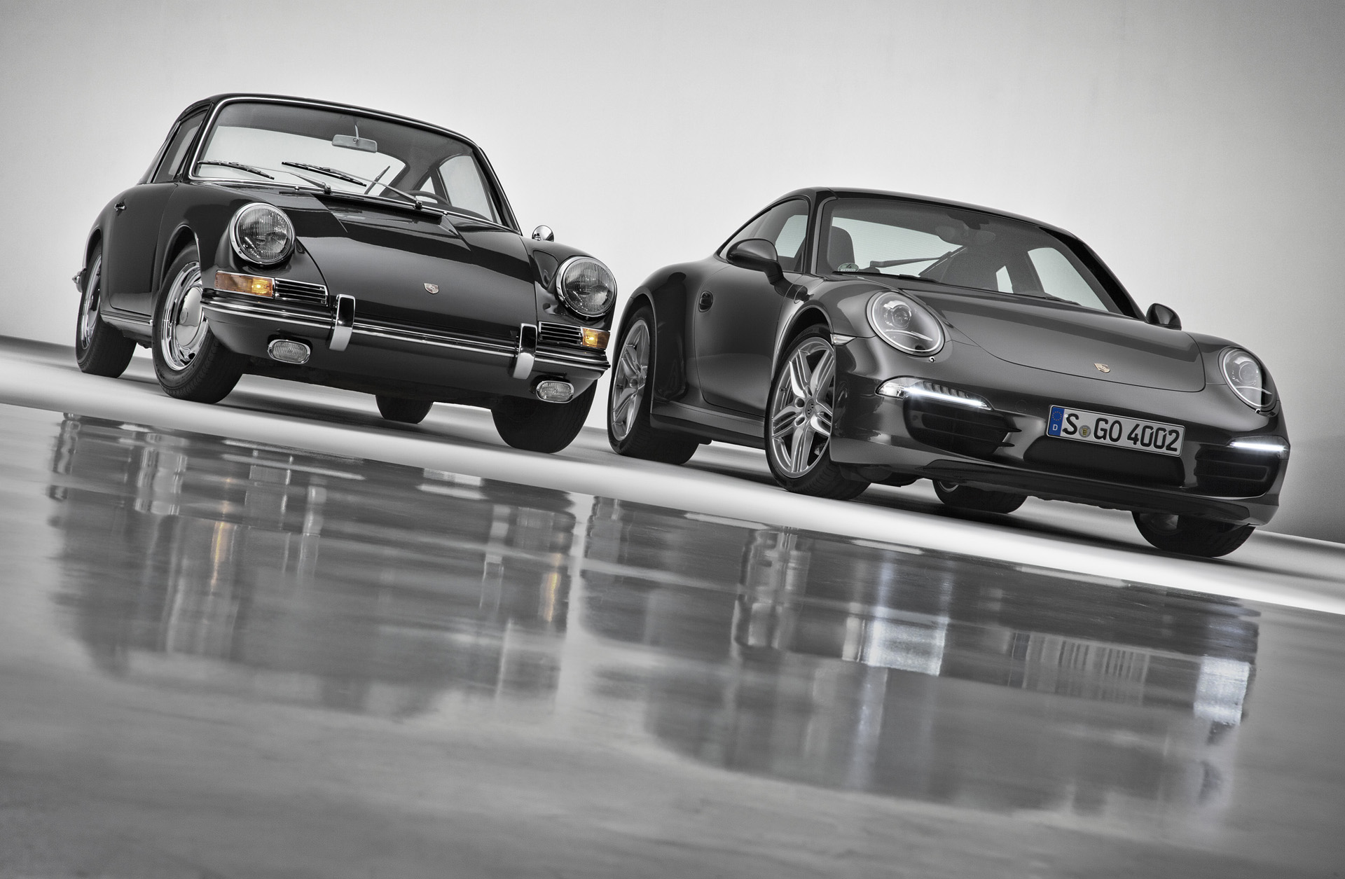 Porsche Celebrates 50 Years Of 911 With Some Excellent
