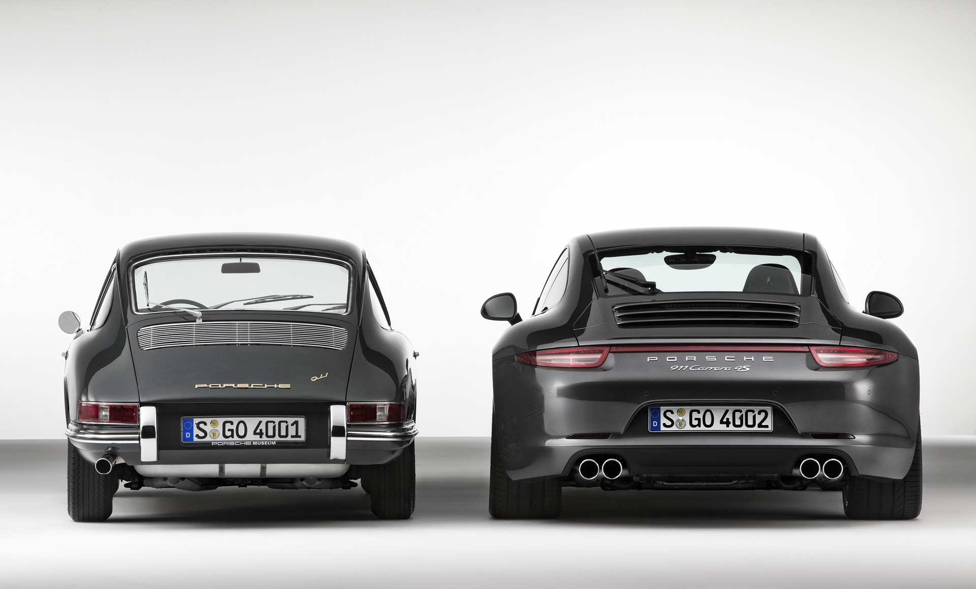 Porsche 911 Then And Now Photo Gallery Autoblog