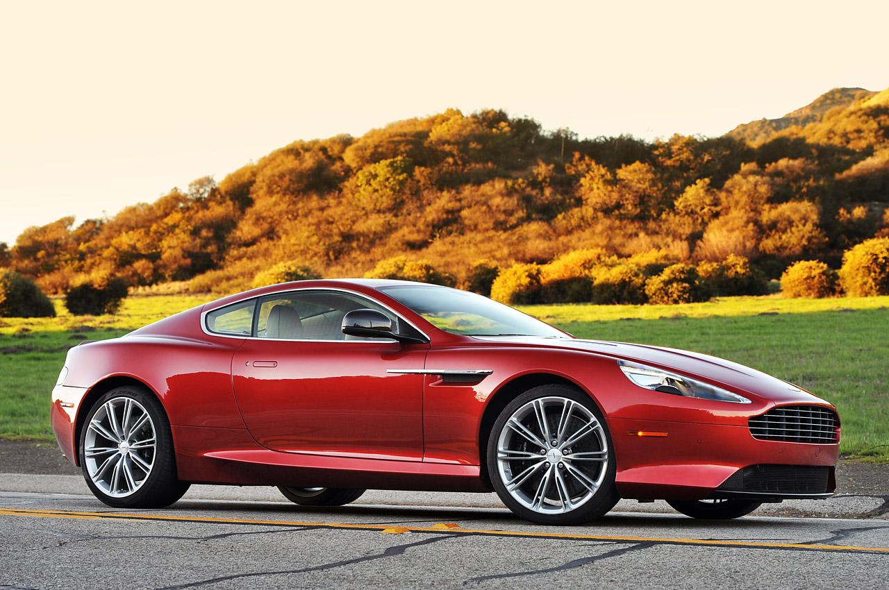 2013 aston martin db9: review photo gallery - autoblog
