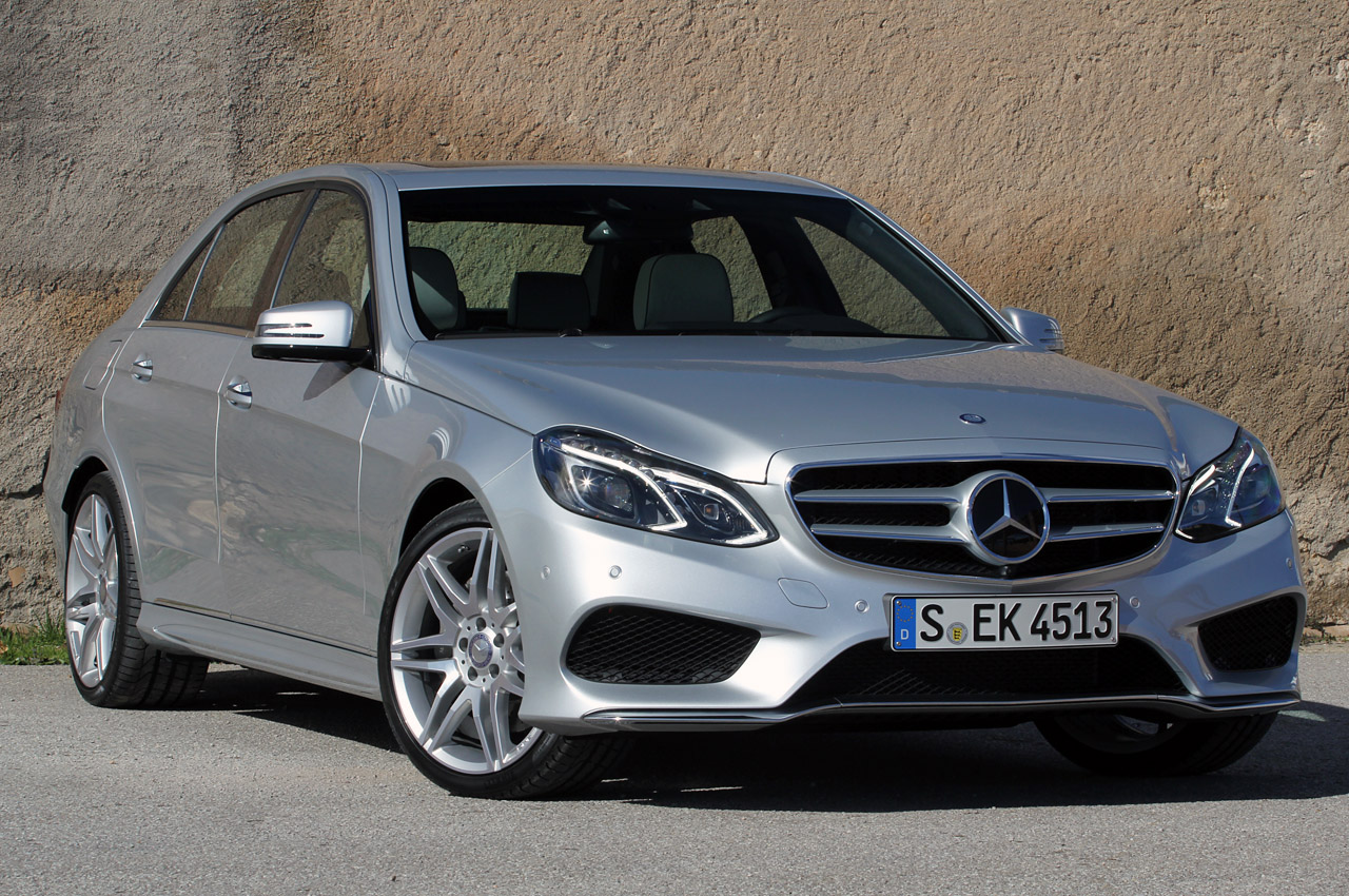 2014 mercedes benz e class w video autoblog for 2014 mercedes benz a class