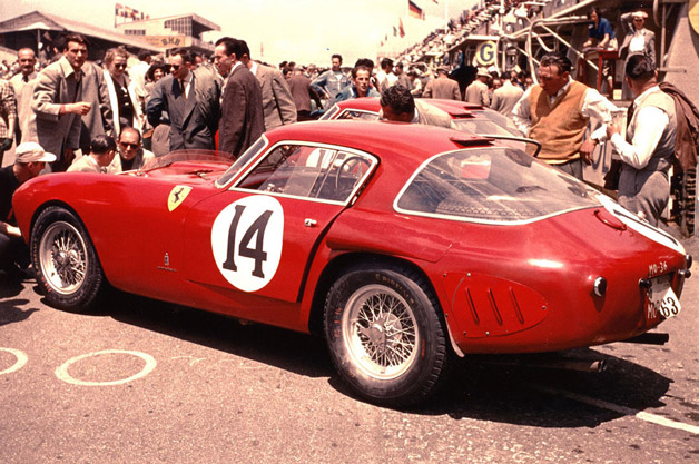 1953 Ferrari 340/375 MM Berlinetta Competizione