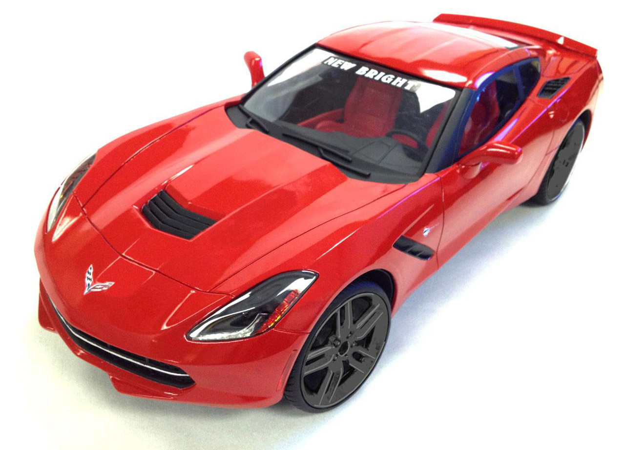 New Bright 2014 Chevroelt Corvette Rc Car Photo Gallery