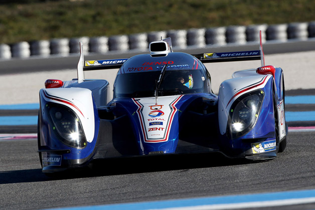 Toyota TS030
