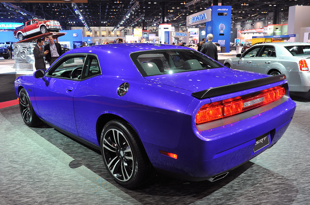 2013 dodge challenger srt8 core model chicago 2013 photo gallery. Cars Review. Best American Auto & Cars Review