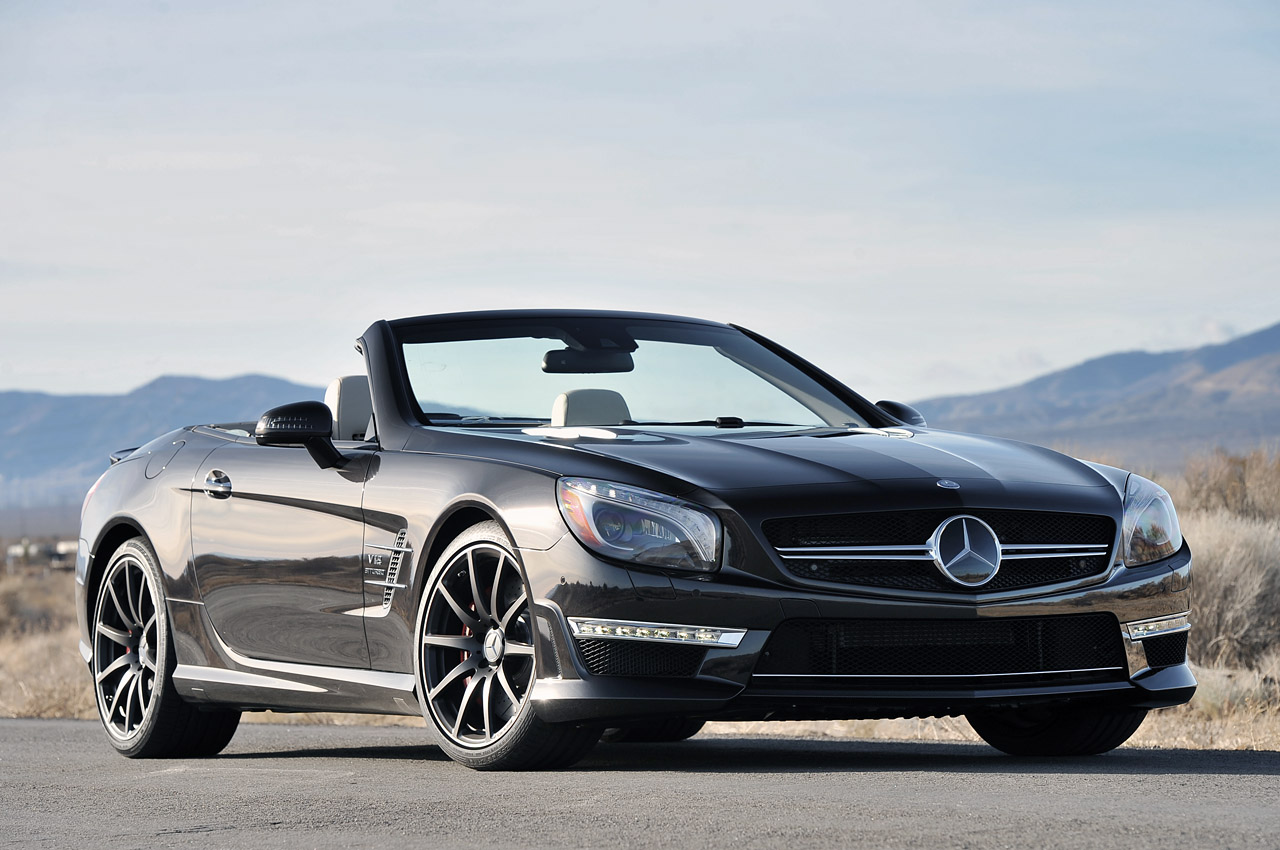 2013 mercedes benz sl65 amg quick spin photo gallery for Sl65 mercedes benz