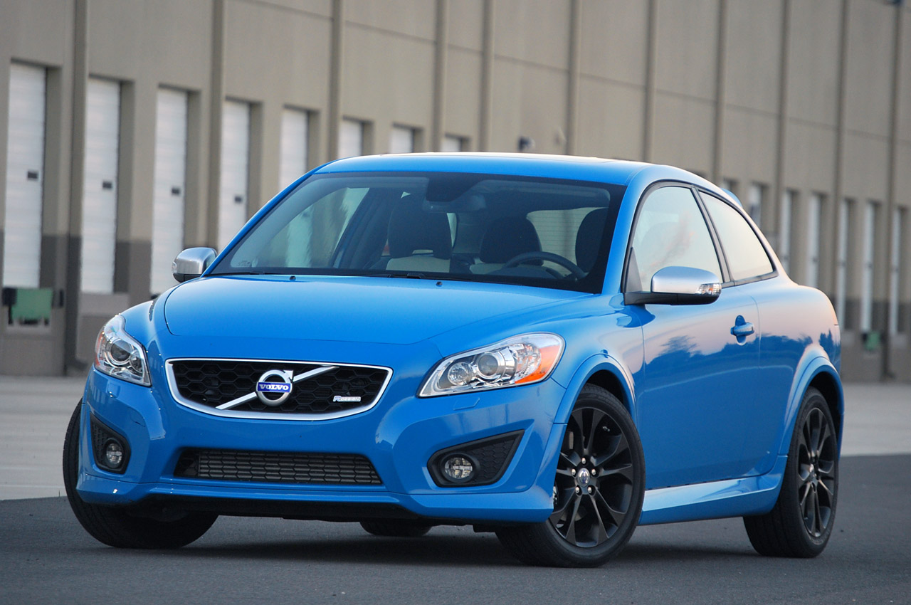 2013 volvo c30 r design polestar limited edition w video autoblog. Black Bedroom Furniture Sets. Home Design Ideas